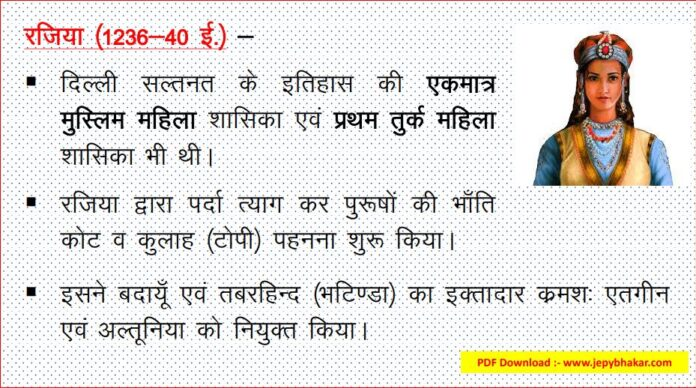 Indian history handwritten notes in hindi pdf download Part -3